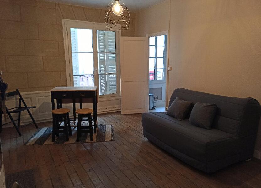 Appartement à louer 22m2 à Tours