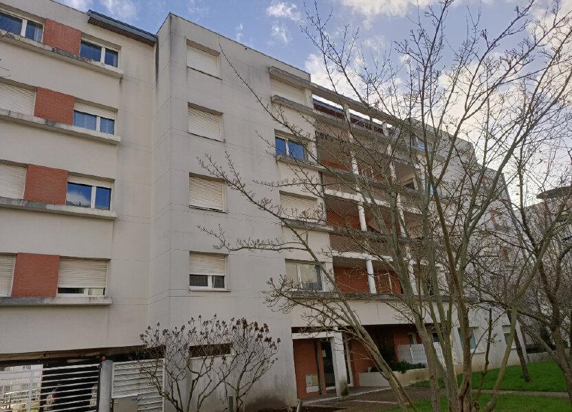 Appartement à louer 44m2 à Tours