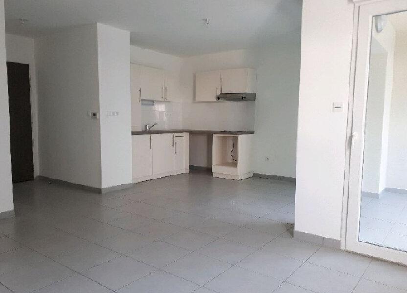 Appartement à louer 59.56m2 à Tours