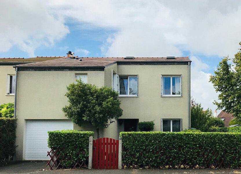 Maison à vendre 107.28m2 à Joué-lès-Tours