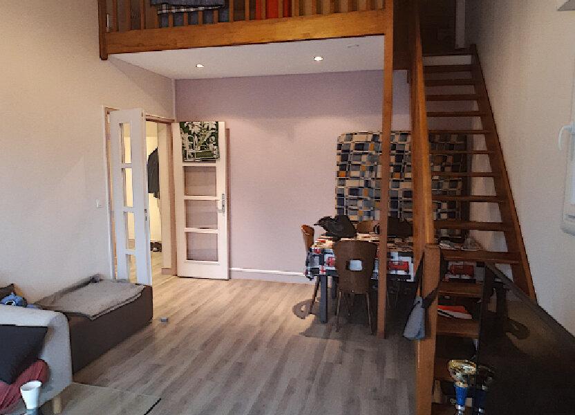 Appartement à louer 41.28m2 à Joué-lès-Tours