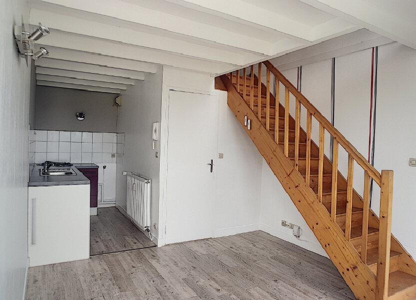 Appartement à louer 24.37m2 à Joué-lès-Tours