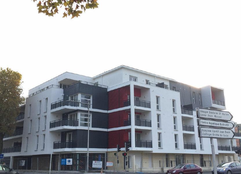 Appartement à louer 60.47m2 à Joué-lès-Tours