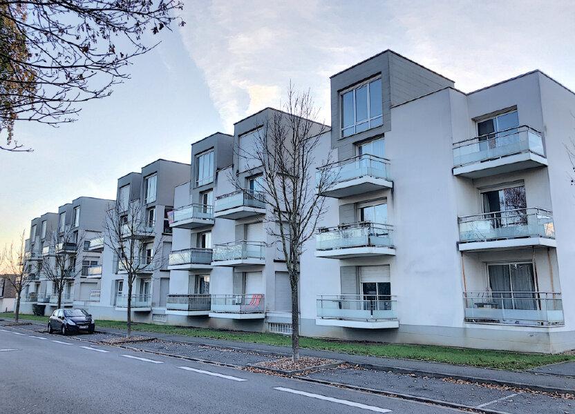 Appartement à louer 64.18m2 à Tours