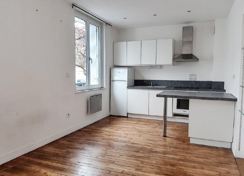 Appartement à louer 37.53m2 à Tours