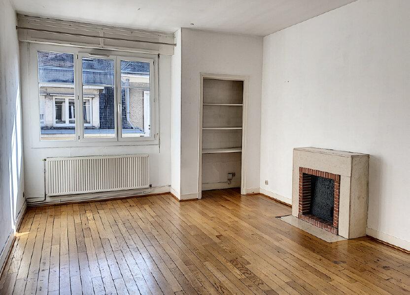 Appartement à louer 66.04m2 à Tours
