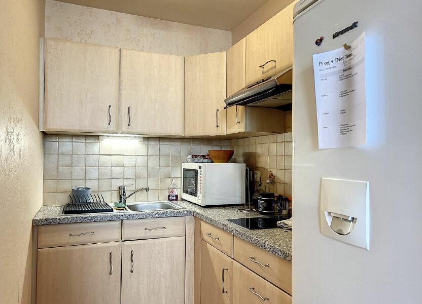 Appartement à louer 42.6m2 à Tours