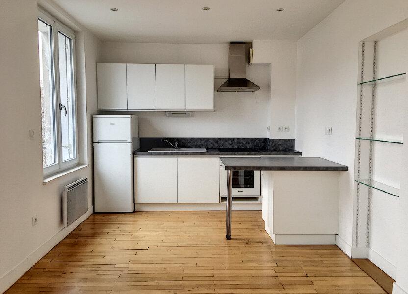 Appartement à louer 35.96m2 à Tours