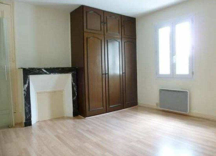 Appartement à louer 32.25m2 à Tours
