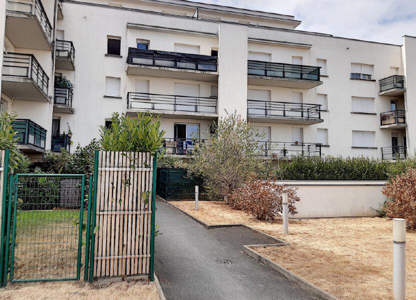 Appartement à louer 65.56m2 à Tours