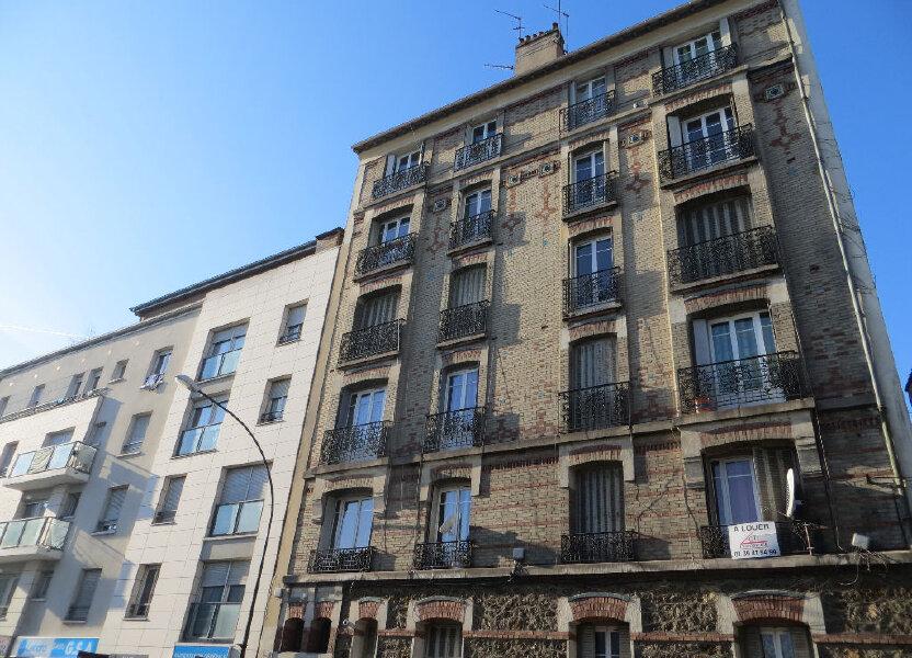Appartement à vendre 58.65m2 à Argenteuil