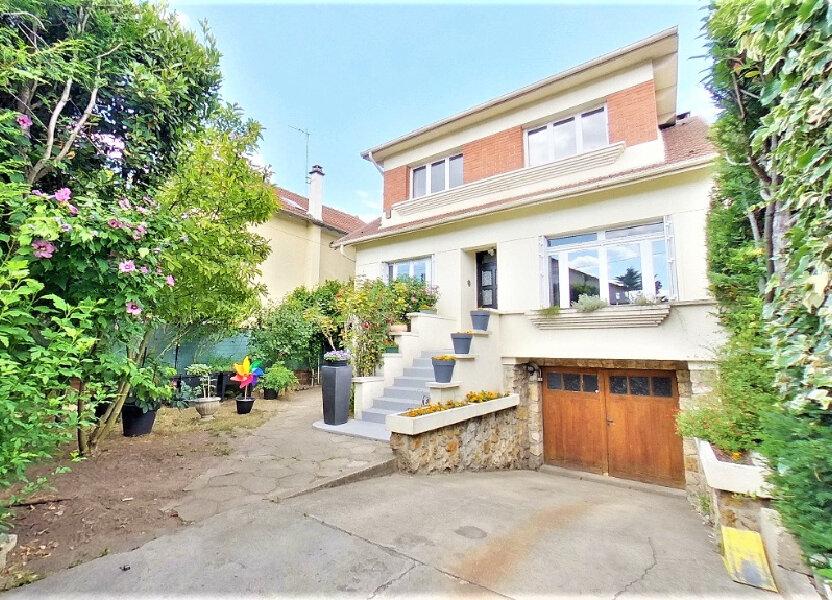 Maison à vendre 110m2 à Argenteuil