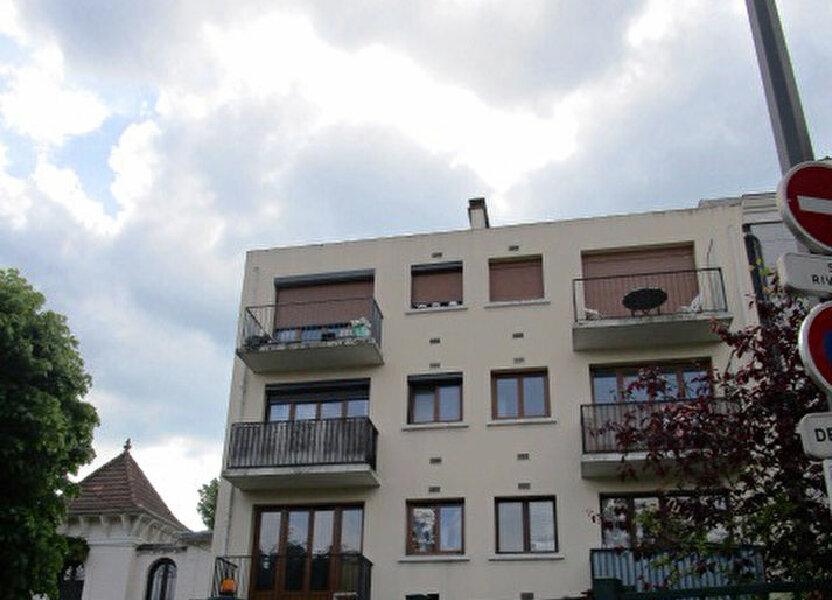 Appartement à louer 37.51m2 à Maisons-Laffitte