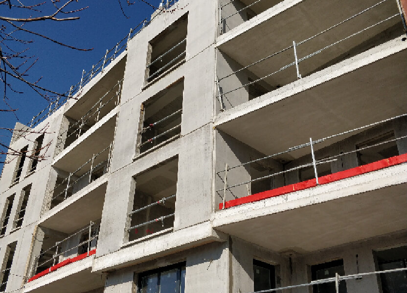 Appartement à vendre 88.65m2 à Houilles