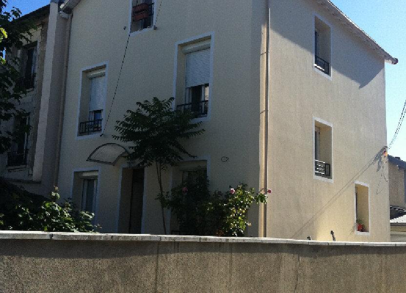 Appartement à louer 24.2m2 à Houilles