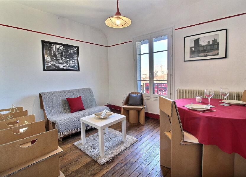 Appartement à louer 31.49m2 à Houilles