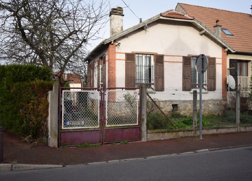 Maison à vendre 65m2 à Ermont