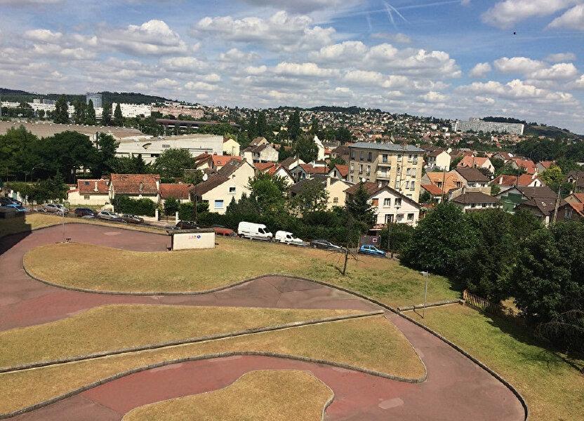Appartement à louer 45.69m2 à Argenteuil