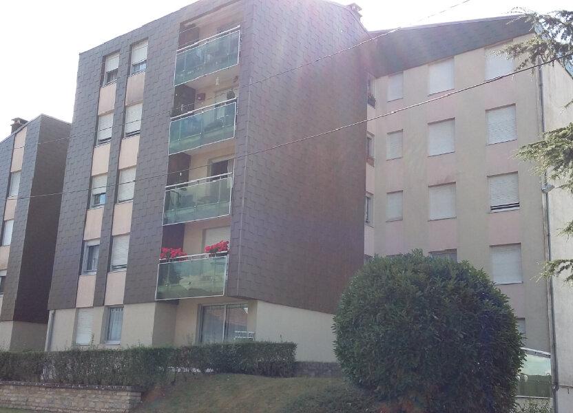 Appartement à louer 28m2 à Chaumont