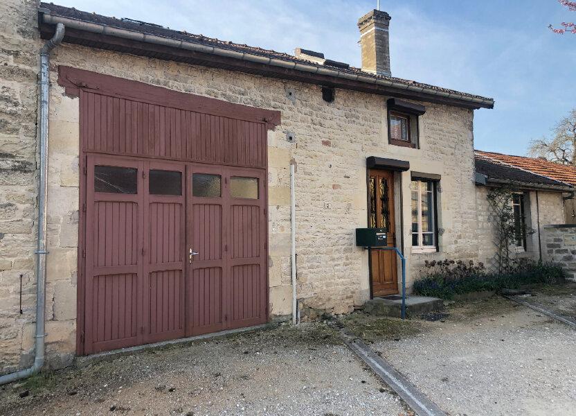 Maison à vendre 100m2 à Pont-la-Ville