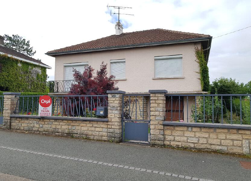 Maison à vendre 103.44m2 à Chaumont