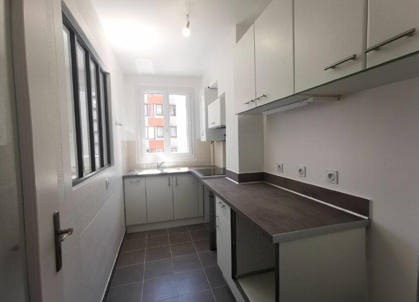 Appartement à louer 37.01m2 à Massy