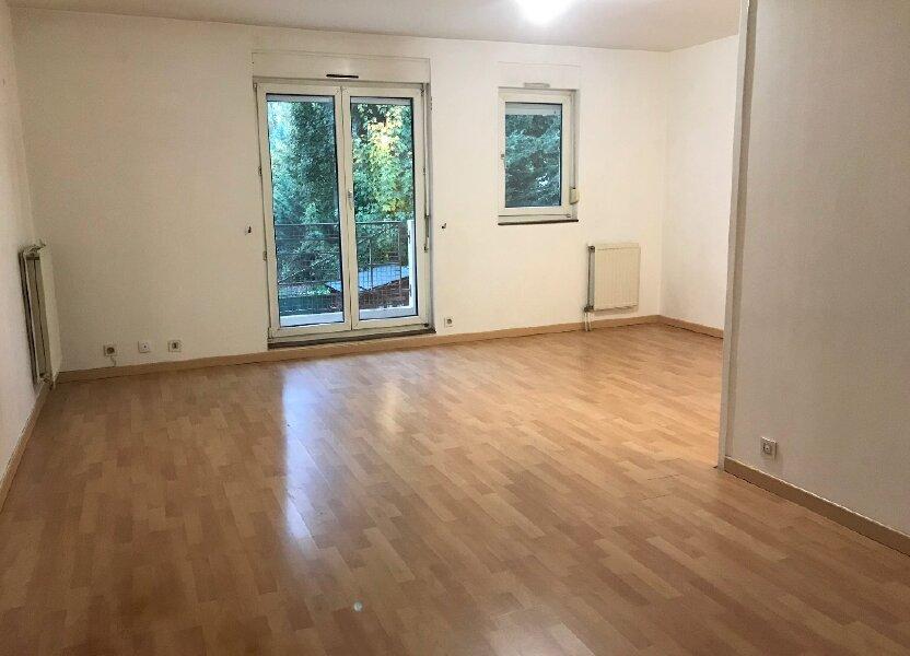 Appartement à louer 57.3m2 à Massy