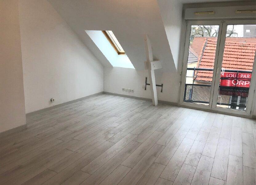 Appartement à louer 56.5m2 à Massy