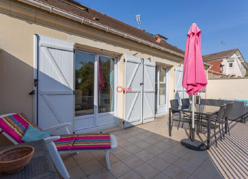Maison à vendre 135m2 à Villecresnes