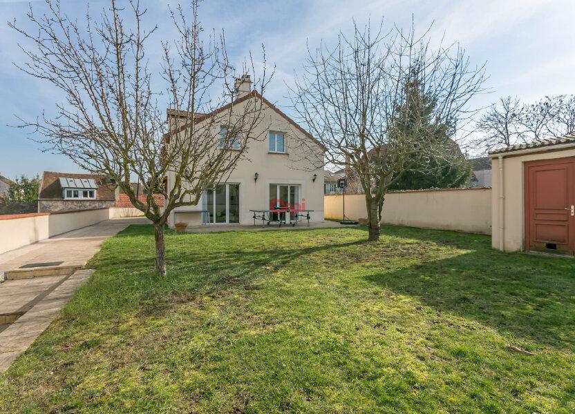 Maison à vendre 160m2 à Villecresnes