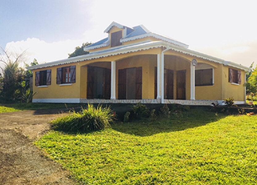 Maison à louer 90m2 à Capesterre-Belle-Eau
