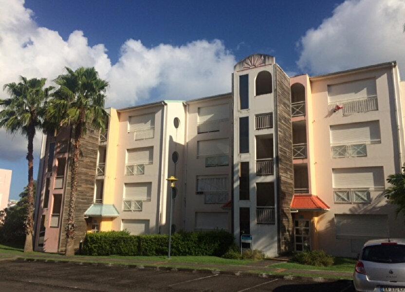 Appartement à vendre 53.8m2 à Baie-Mahault