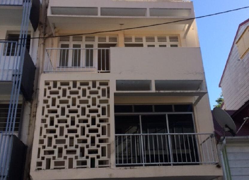 Immeuble à vendre 150m2 à Pointe-à-Pitre