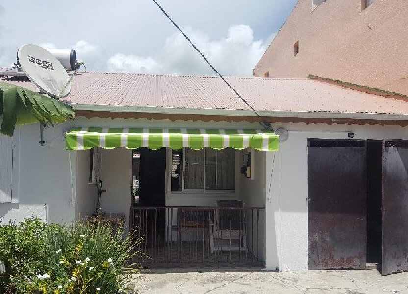 Maison à vendre 119m2 à Morne-à-l'Eau