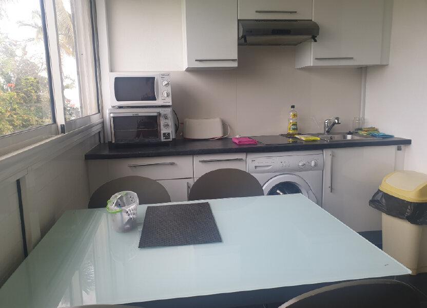 Appartement à louer 28m2 à Le Gosier