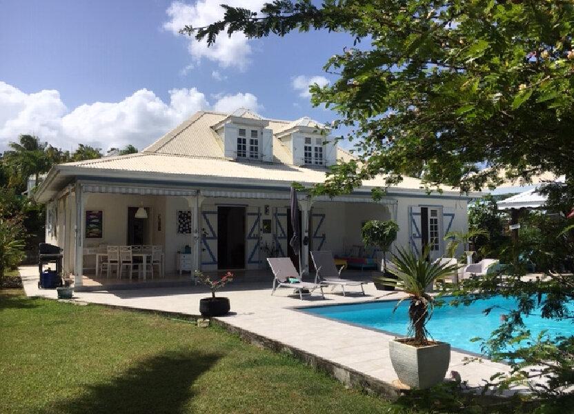 Maison à vendre 130m2 à Baie-Mahault