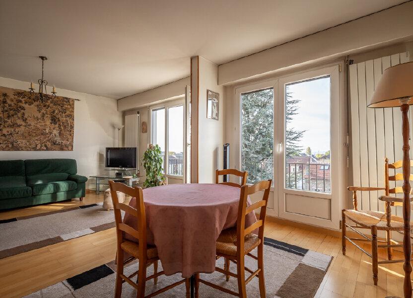 Appartement à vendre 72.66m2 à Chennevières-sur-Marne