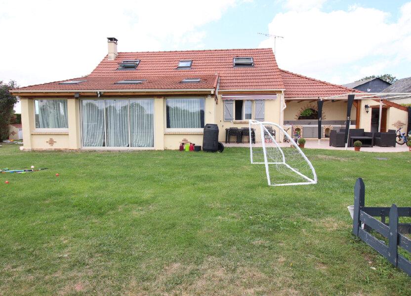 Maison à vendre 145m2 à Rouvray-Saint-Denis