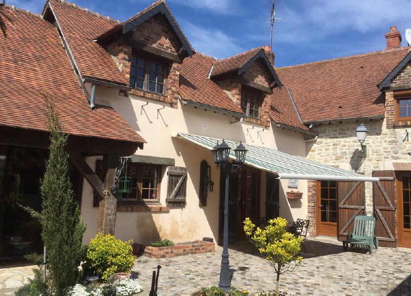 Maison à vendre 220m2 à Bois-Herpin
