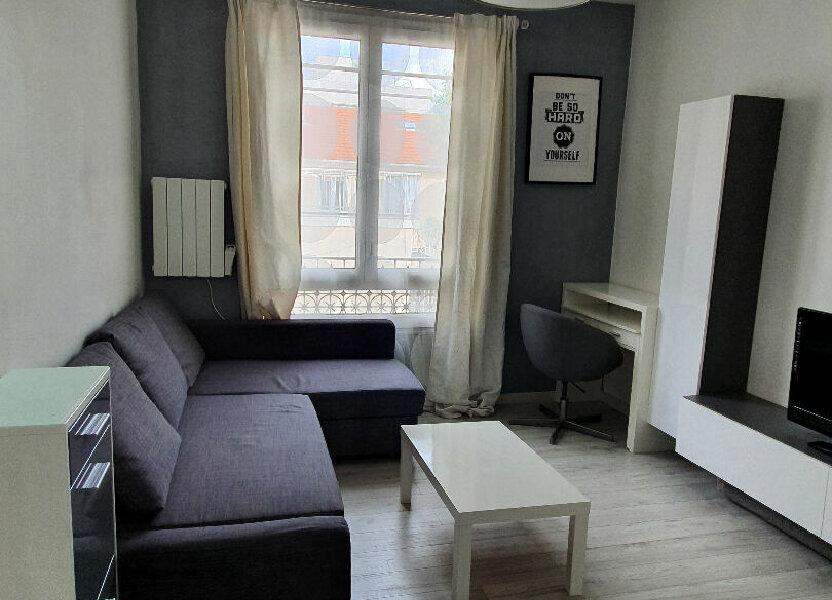 Appartement à louer 32m2 à Gentilly