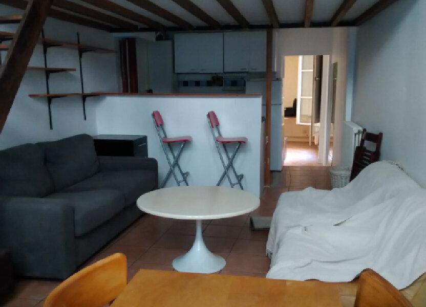 Appartement à louer 37m2 à Paris 2