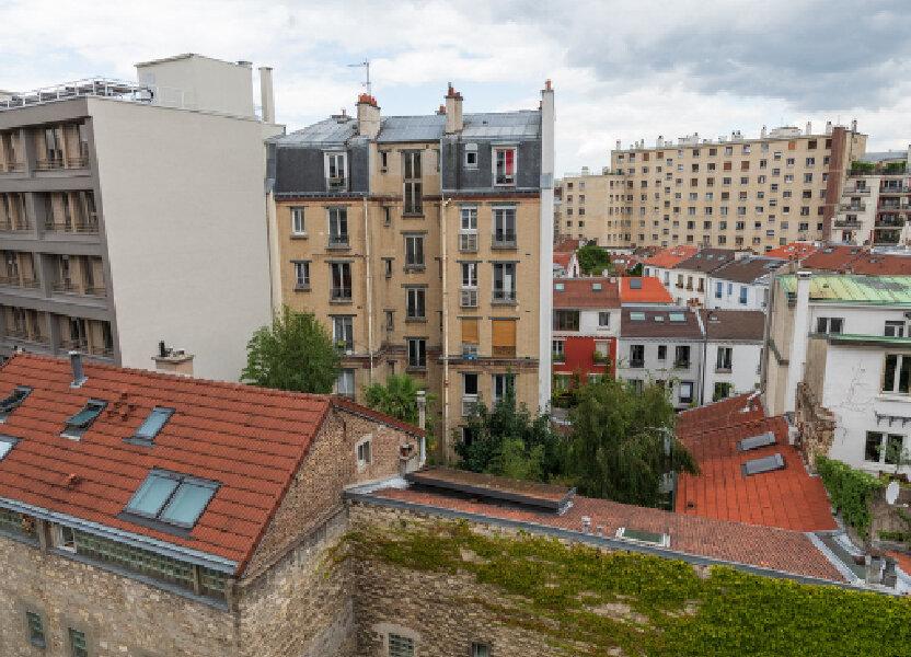 Appartement à vendre 50.24m2 à Paris 13