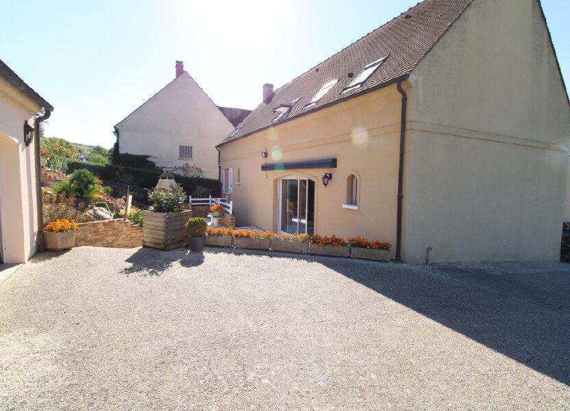 Maison à vendre 180m2 à Vétheuil