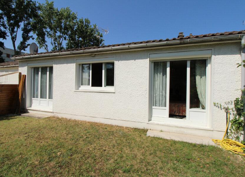 Maison à vendre 97m2 à Mantes-la-Jolie