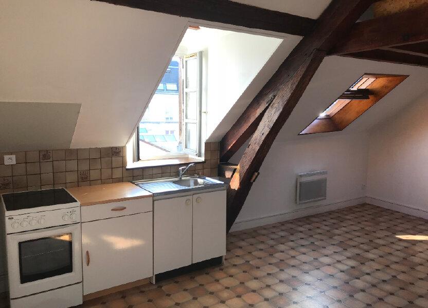Appartement à louer 21.74m2 à Mantes-la-Jolie