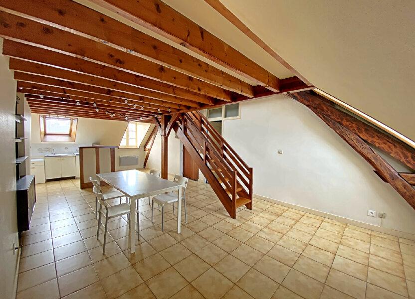 Appartement à louer 39.02m2 à Mantes-la-Jolie