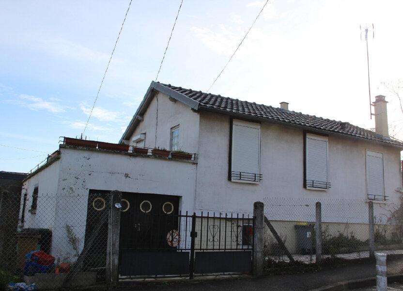 Maison à vendre 75m2 à Franconville