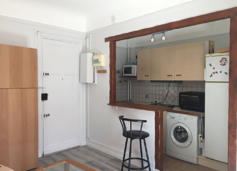 Appartement à louer 18.88m2 à Paris 17