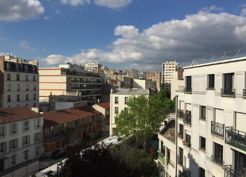 Appartement à louer 46m2 à Paris 17