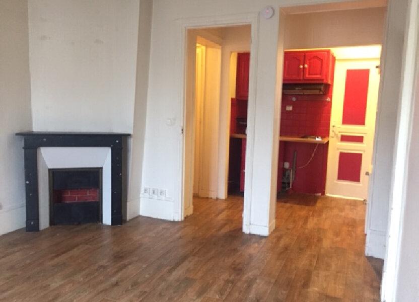 Appartement à louer 40.65m2 à Paris 17